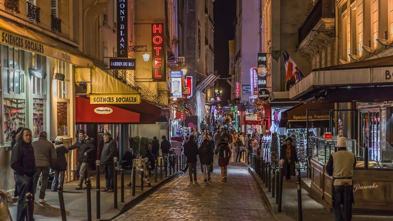 Quartier Latin Paris